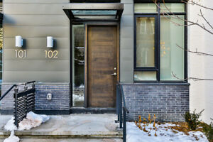 JUST LISTED - Modern Junction Townhome