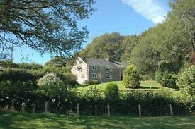 Beautiful cottage for sale in Brecon Beacons National Park