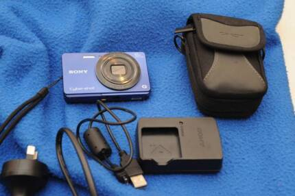 Sony cyber-shot digital camera 16.1mp