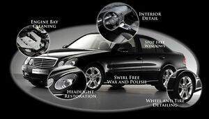 AUTO DETAILING. The Car Clinic