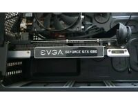 EVGA GeForce GTX 1080 SC GAMING ACX 3.0, 8GB GDDR5X, LED, DX12 OSD Support PXOC