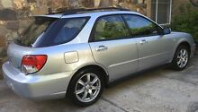 2004 Subaru Impreza Hatchback RS 2.5 litre 5-door hatch City North Canberra Preview