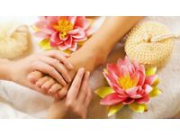 Foot massage Stafford / stoke