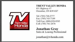 Sales and leasing professional