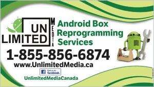 Android Box Update & Repair Specialist