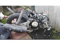 Full pcx 125cc engine