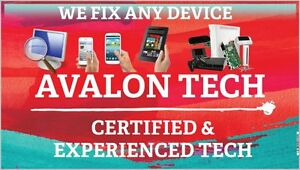 We Repair PC,MAC,iPhone,iPad,Tablet,phones,Game Console,TV