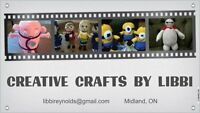 Creative Crafts by Libbi at Ste.Marie Harvest Festival
