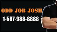 Just Call Odd Job Josh! Junk removal, Handyman and much more!