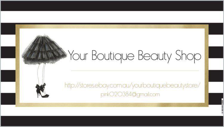 Your Boutique Beauty Shop