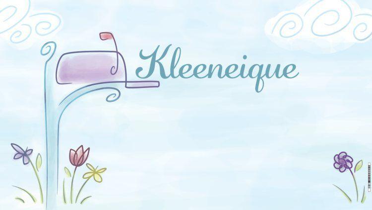 Kleeneique