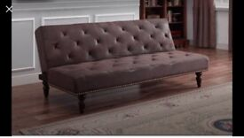 Chesterfield Sofa bed cost 475 selling for 125 Ono