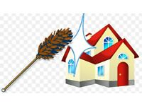 Home cleaning services offered