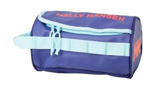 Helly Hansen 68007-148-STD WASH BAG 2 blue - light blue - red (New Other)