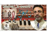 BOLLYWOOD SINGER FOR LIVE GHAZAL - QAWWALI -FOLK POP ROCK