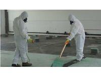 KJ Asbestos services-non licensed removal service