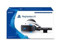 Playstation VR Bundle