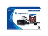 PlayStation VR + Aim Controller + Doom VR + Farpoint