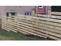 G&D fencing free quotes