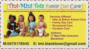 Tini Mini Tots Family Day Care Blacktown Blacktown Area Preview