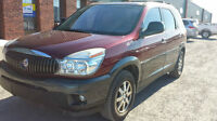 2004 Buick Rendezvous CXL,7 Passages,Tax Inclu