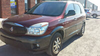 2004 Buick Rendezvous CXL SUV, Crossover