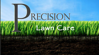 Spring cleanups and weekly lawn maintenance