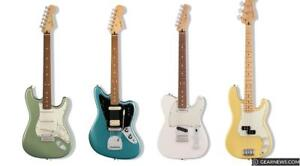 Fender Player Series At Arden`s Music!