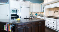 Kitchen and Bathroom Design and Cabinetry FREE Consults in JULY