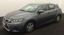Lexus CT S FROM £62 PER WEEK!