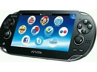 WANTED cheap PSVITA must be able to post