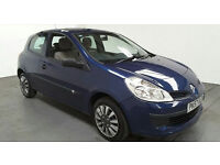 2007(57)RENAULT CLIO 1.1 EXPRESSION MET BLUE,NEW MOT,NEW SHAPE,GREAT VALUE