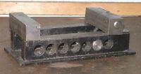 Tool maker's vise.