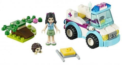 Lego - Friends - 41086 - Dierenambulance