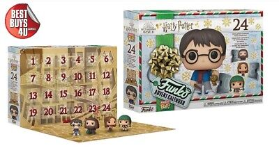 HARRY POTTER #3 POCKET POP! FUNKO ADVENT CHRISTMAS CALENDAR