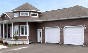 garage door repair and  installations(springs on sale now) Edmonton Edmonton Area image 1