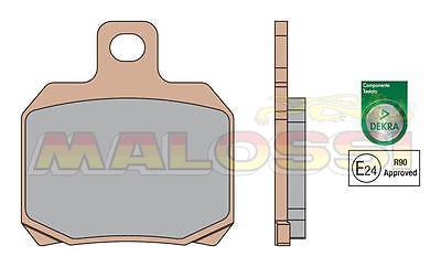 malossi sintered brake pads for piaggio bv500