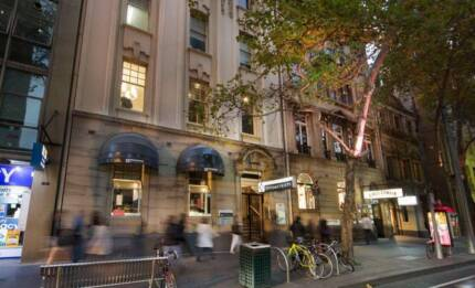 YOUR OWN OFFICE FOR LEASE AT PARIS END OF COLLINS ST