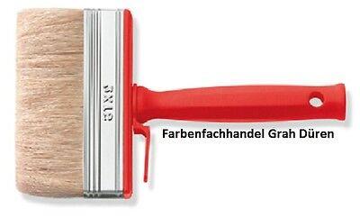 Flächenstreicher PET Naturborsten Mix - 3x7cm bis 5x15 cm - Kunstörper u. Griff ()