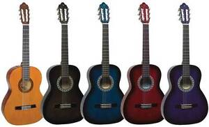 Martinez & Valencia Classical Acoustic Gutars from $79 Mile End West Torrens Area Preview