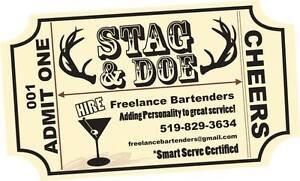 Freelance Bartenders Cambridge Kitchener Area image 2