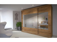 Delivery 1-3 days Brand New SIENA SLIDING DOOR WARDROBE SLIDING DOOR We Can Delivered