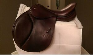 Schleese Pouvoir Jumping Saddle & Brand New Accessories