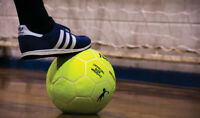 INDOOR SOCCER/FUTSAL EVERY FRIDAY NIGHT
