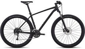 Specialized Rockhopper Comp 2018 Mountain Bicycle Bike Black