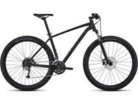 Specialized Rockhopper Comp 2018 Mountain Bicycle Bike Black