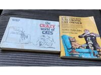 The Crazy World Of Cats Plus 1 Other Cat Book