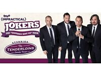 x2 FREE GIVEAWAY Impractical Jokers TONIGHT @ The O2