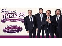 2 tickets for Impractical Jokers 'Santiago sent us 2017 tour' Sunday 15th January @O2 arena