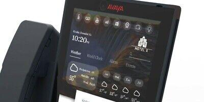 Avaya Vantage 01 700512709 K175d01a-1015 Telephone Ip Phone - Comes With Handset